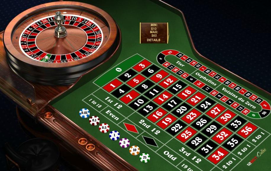 European Roulette Igra  Casino Igre Online