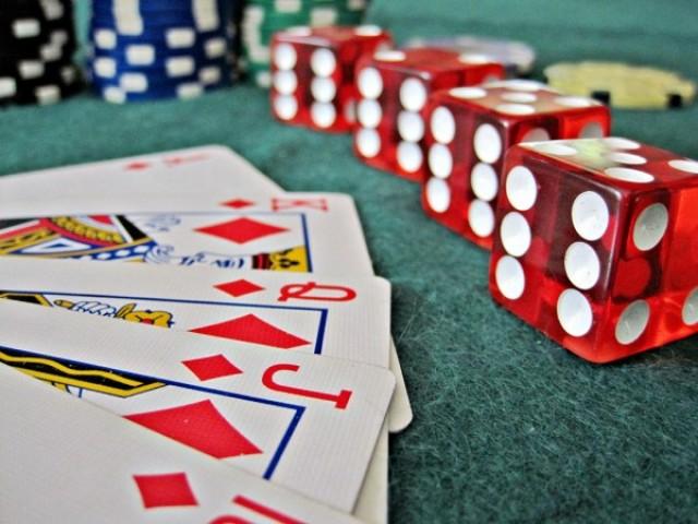カジノ遊び方