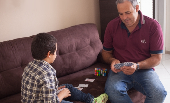 ポーカー対決